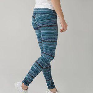 Lululemon Size 4 full length Wunder Under pant III
